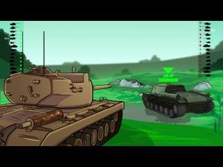 [WoT Fan - развлечение и обучение от танкистов World of Tanks] Свой среди чужих - НТИ №33 - от KOKOBLANKA и Evilborsh [World of