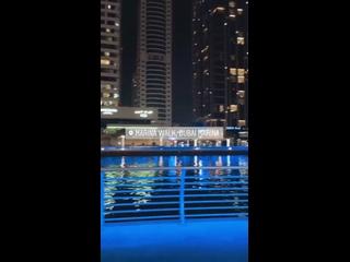 Marina Walk, Dubai Marina. 11/03/2021