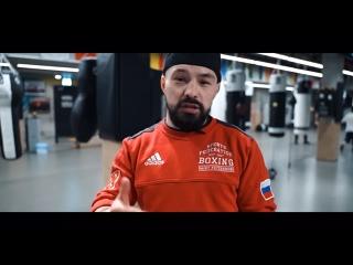 Тренировка СКА под командованием Никиты Томилова