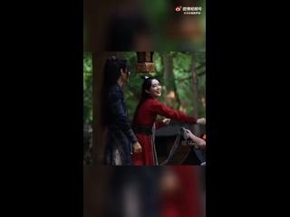 [Backstage] Сяо Чжань и Мэн Цзыи