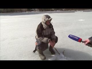 Лед стремительно тает: спасатели будут патрулировать водоемы ежечасно