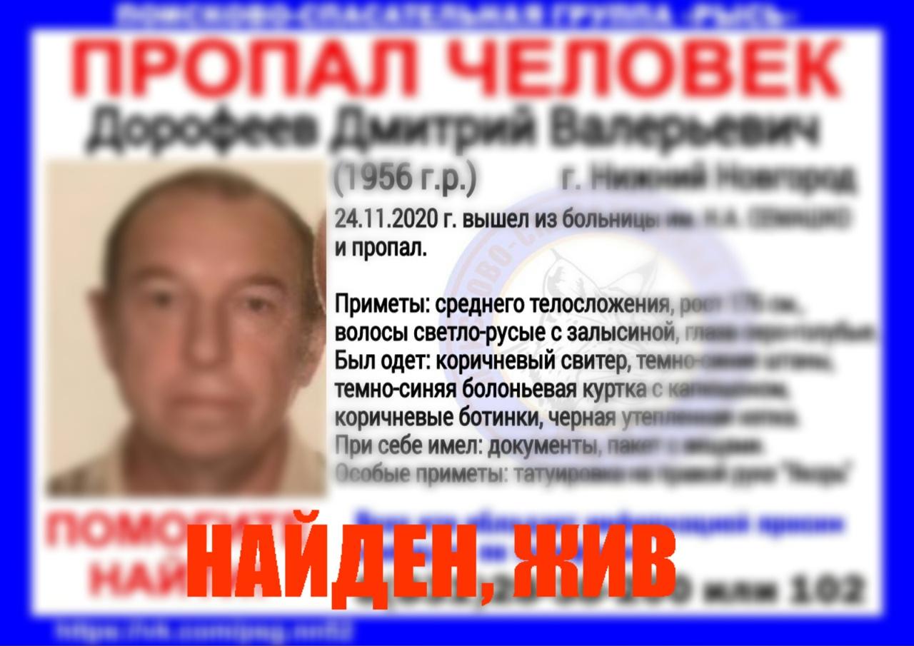 Дорофеев Дмитрий Валерьевич