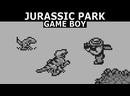Стрим Jurassic Park 1993 / Game Boy / Без контов