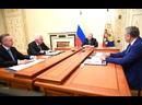 26.07.2021 г. Совещание по вопросам развития Санкт-Петербургского транспортного узла