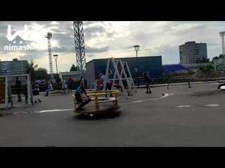 Vídeo de Типичный Нижний Новгород
