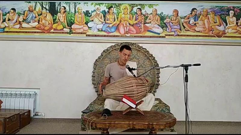 Шримад-Бхагаватам 3.24.19 Рамешвара дас
