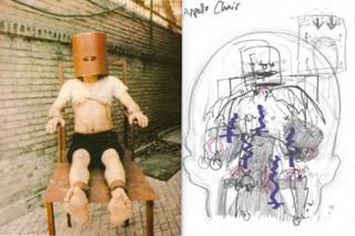 Картины, нарисованные художником во время пыток