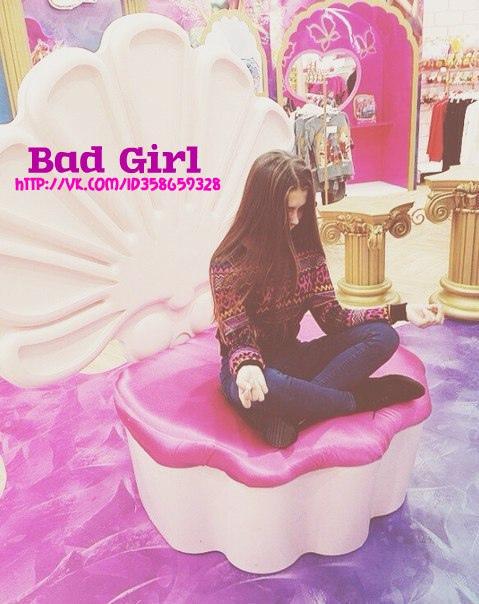 Bad Girl, Запорожье, Украина