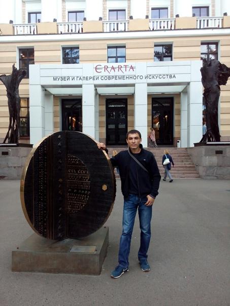 Артур Артуров, Санкт-Петербург, Россия