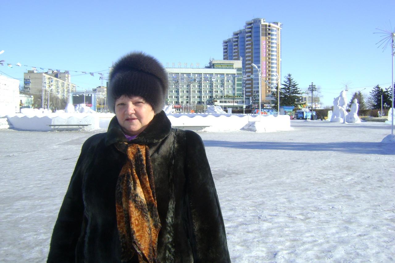 фото из альбома Ларисы Горбуновой №5