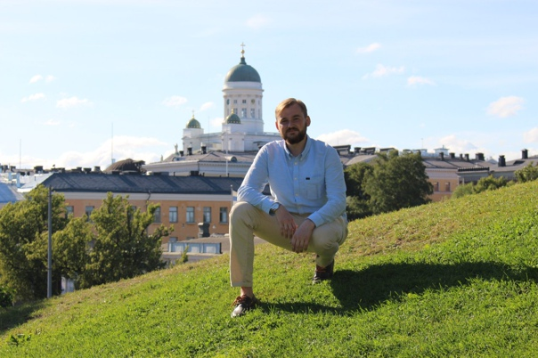 Андрей Головин, Москва, Россия