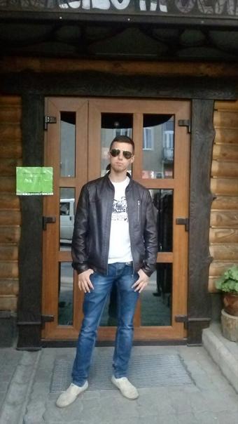 Андрій Приступа, Владимир-Волынский, Украина