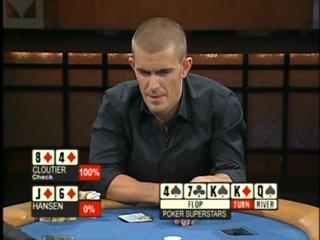 Poker Superstars Invitational Tournament. Season1. Episode 6