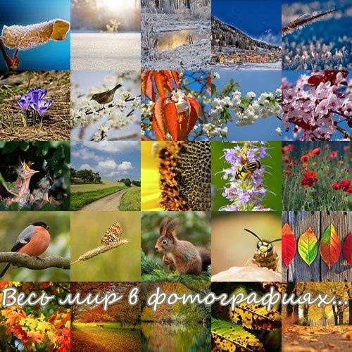 Весь мир в фотографиях... | паблик