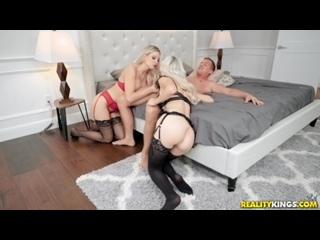 From Behind Behind The Scenes : Astrid Star, Kenzie Taylor