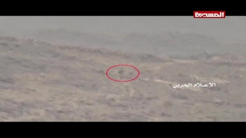 Хуситы в боях с хадистами в районе Кония, Бейда.
