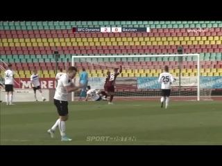Динамо Берлин - Будисса Баутцен 3:1 (2:0)