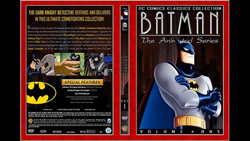 Бэтмен Мультсериал 1992 сезон 1 часть 3