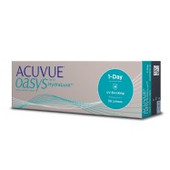 Контактные линзы Acuvue Oasys 1-Day (уп. 30 шт.)