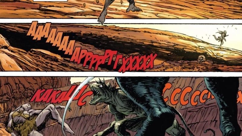 Axis Comics СРОЧНО Нам слили Главного Злодея Тора 4 Любовь и Гром