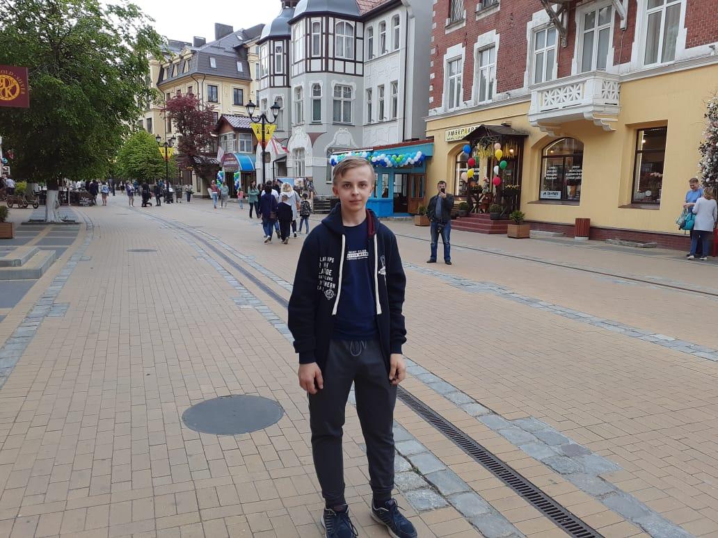 Даниил, 20, Kaliningrad