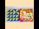 Кубики Никитина Сложи узор альбомы с заданиями