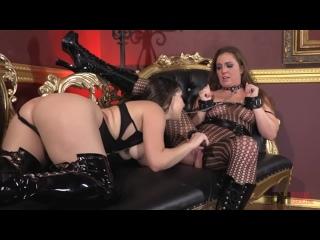 Jenna Sativa and Maddy Oreilly [Lesbian]