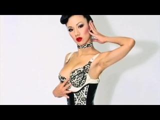 Jade Vixen - Latex Corset • trailer