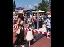 Бекстейдж со съёмок Воронины в Сочи