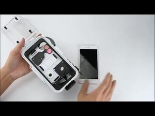 Seafrogs Универсальный Bluetooth чехол для мобильного телефона