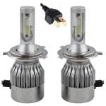 Комплект ламп светодиодных (2 шт.) в фары C6 H4 по 18 w