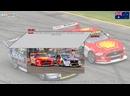 Virgin Australia Supercars Championship Superloop Adelaide 500, Гонка 2, 23.02.2020 545TV, A21 Network