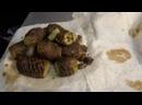 Y2mate - Такую картошку я готов есть всегда Запеченная картошка на углях Вкусная картошка с бараниной_360p