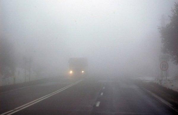 Региональное управление ГИБДД просит водителей и пешеходов быть внимательнее из-за ухудшения погодных условий