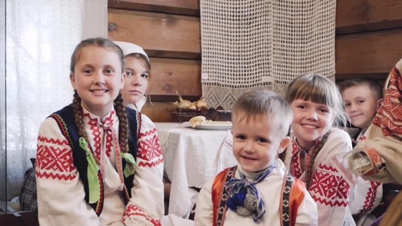 Урывак з паэмы Я Коласа Новая зямля Традыцыйная ежа беларусаў