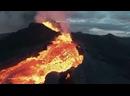 Извержение вулкана Фаградалсфьяль в Исландии