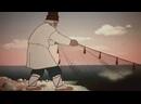 Сказка о рыбаке и рыбке 1950, СССР, мультфильм