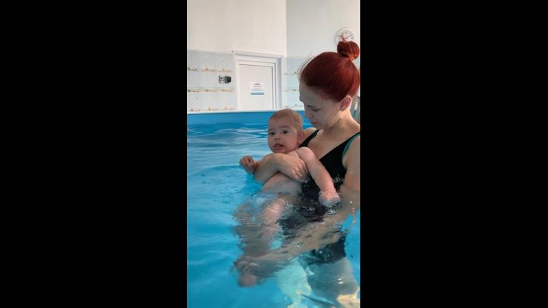 Видео от Детский бассейн Дельфин