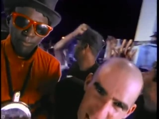 Public Enemy - Bring The Noise (Anthrax)