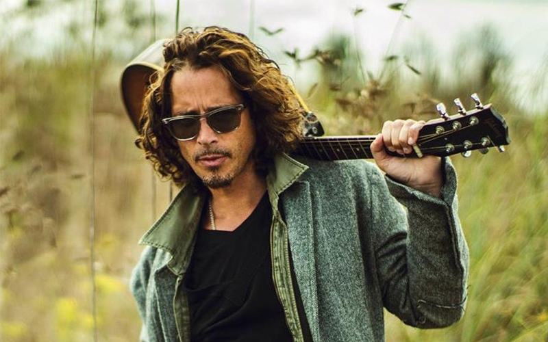Chris Cornell ''Sad Sad City''
