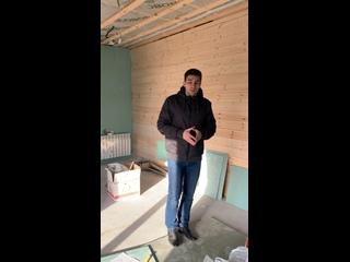 Каркасный дом в СТ Ясная Поляна Минского района