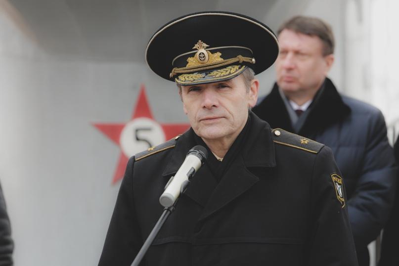 В Нижнем Новгороде отметили День моряка-подводника, изображение №6