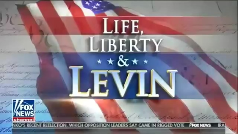Mark Levin Interviews Dr Harvey A Risch about HCQ FDA and Dr Fauci