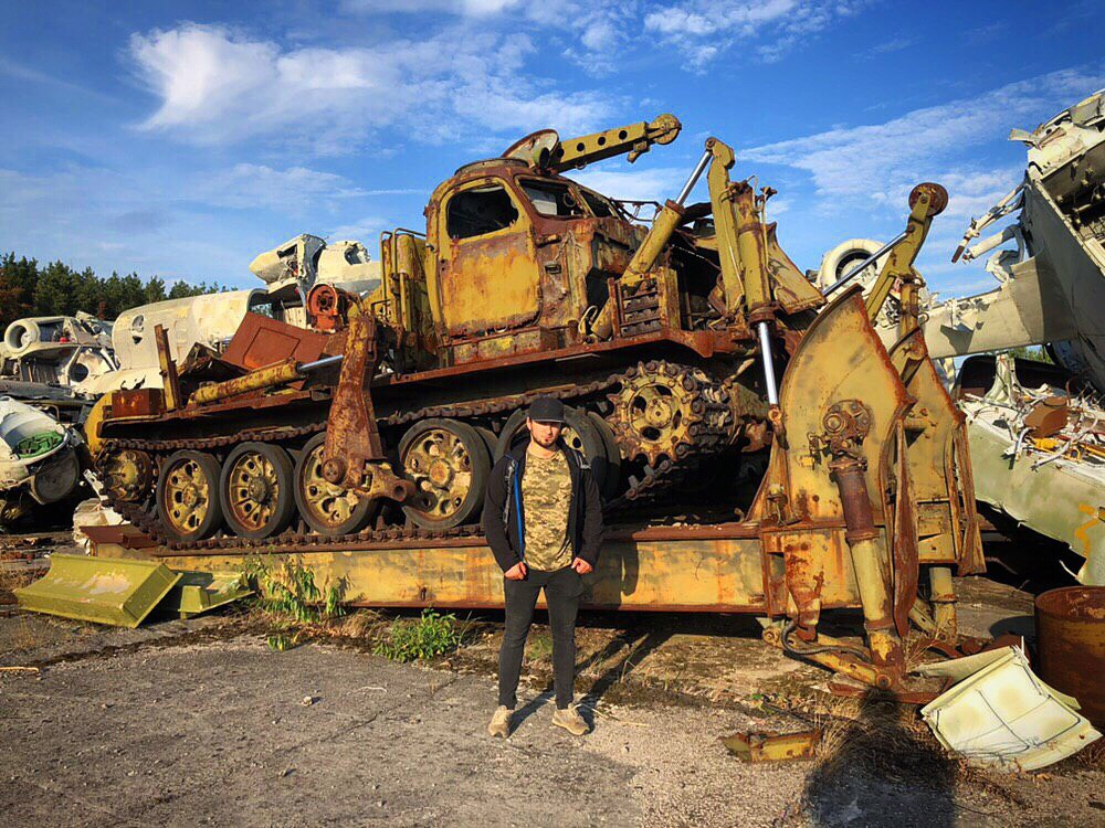 фото из альбома Сергея Трейсера №4