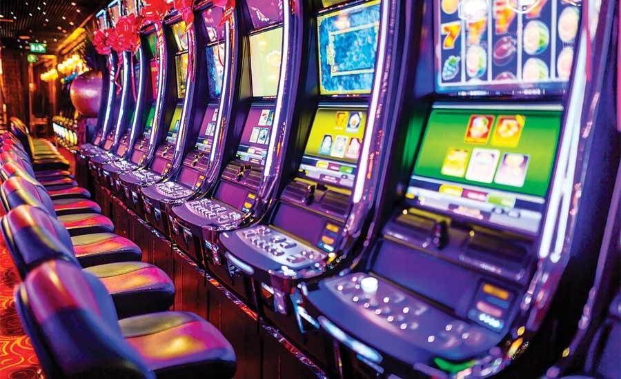 Игровые автоматы - Полное руководство по игре в игровые автоматы