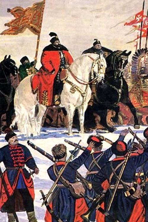 Баторий и его войско