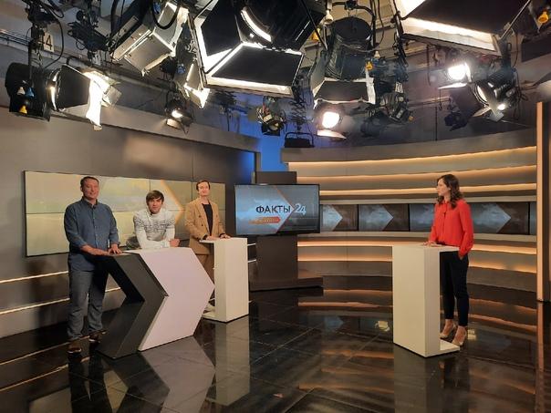 """Включайте телевизоры! Через несколько минут в прямом эфире Кубань24 в программе """"Артефакты"""" главный..."""