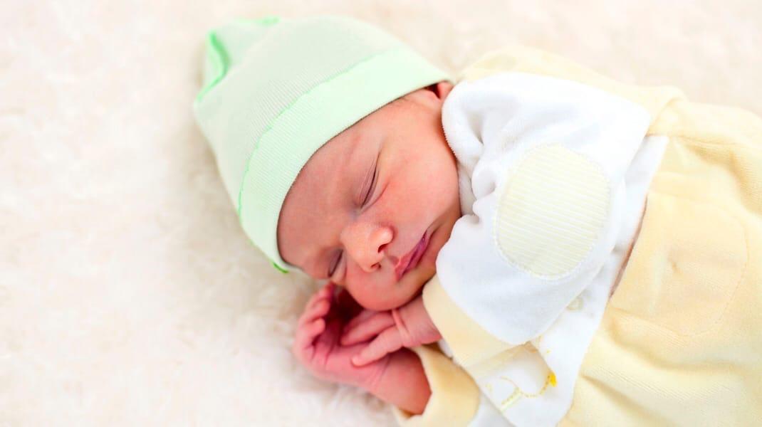 В Можгинском районе растёт количество новорожденных За