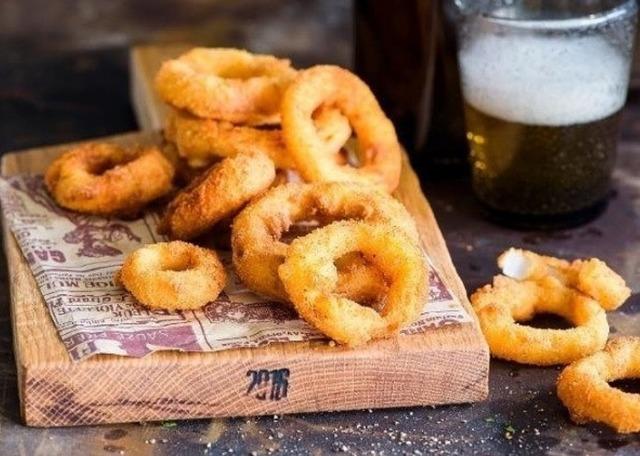 Луковые кольца: секреты приготовления и рецепты