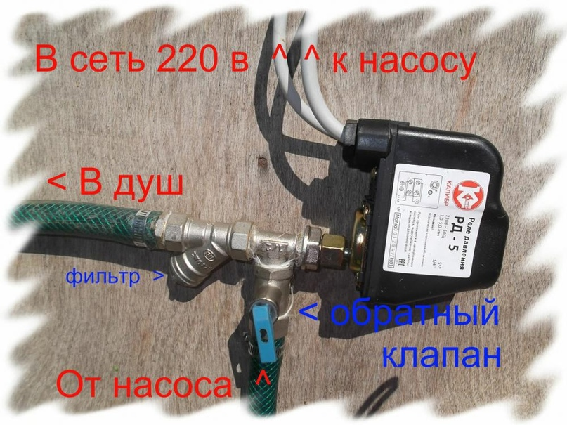 Как сделать Водопровод на даче своими руками., изображение №16